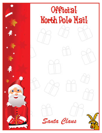 ... : Free Printable Download Template Nice List Certificates From Santa
